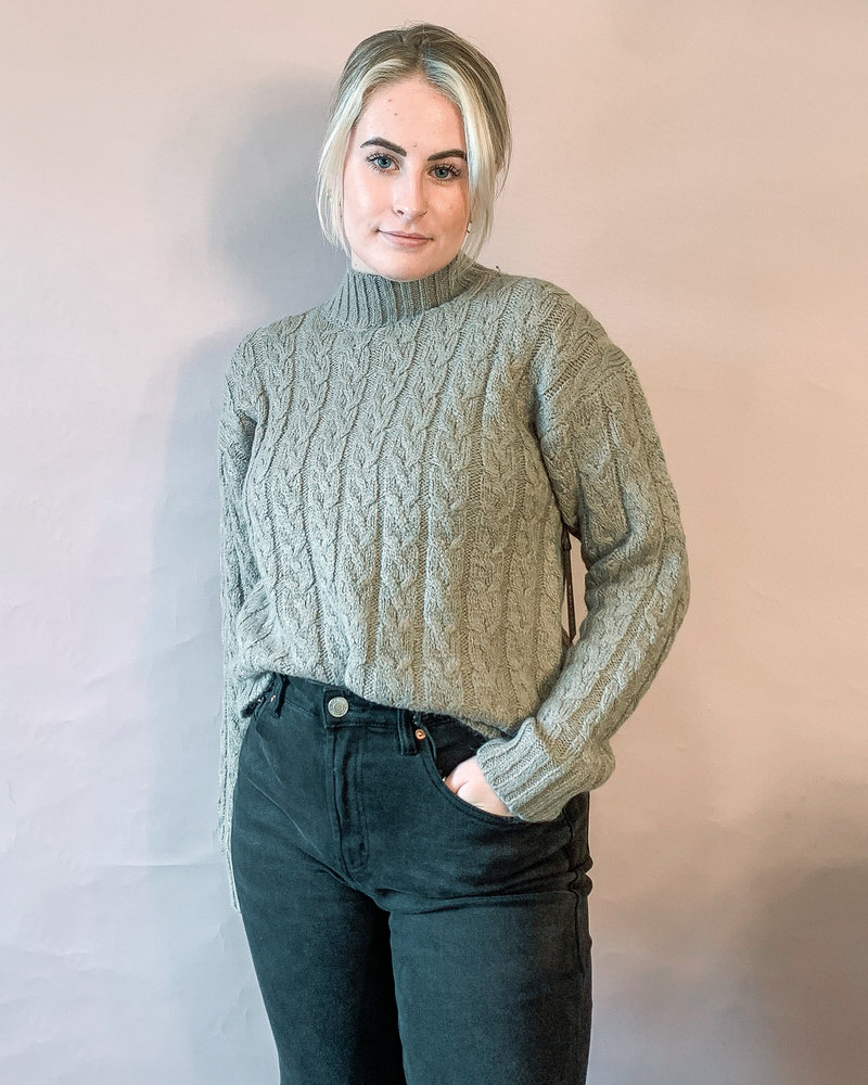 Marley Cable Knit Sweater