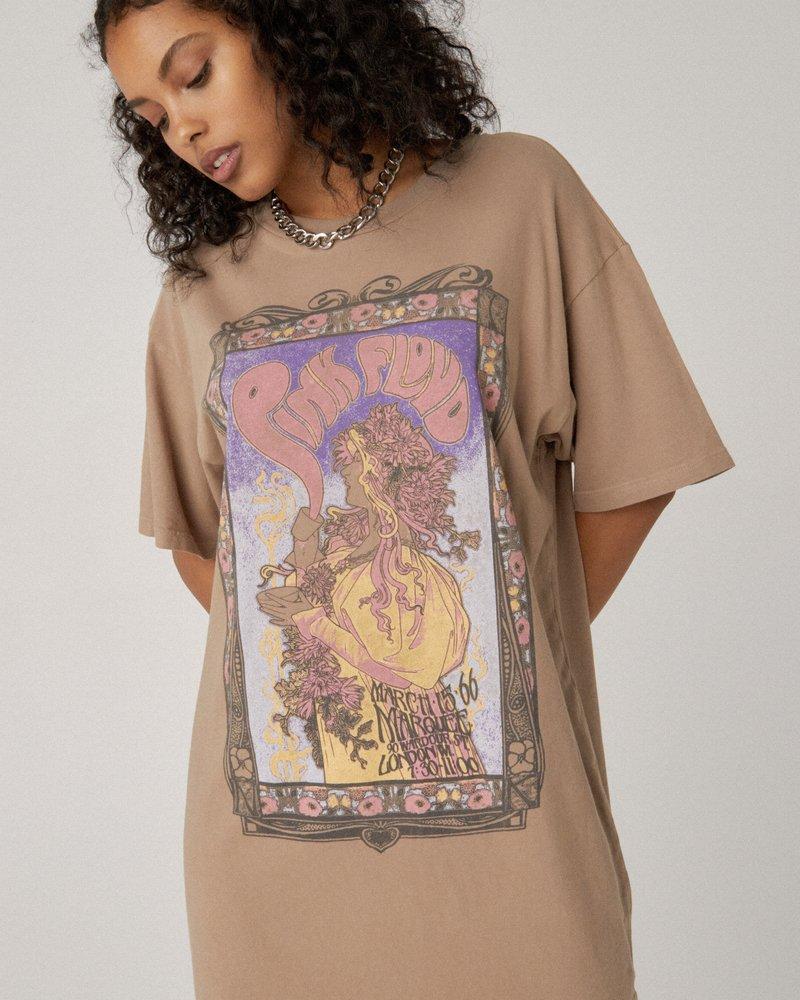 Pink Floyd '66 Tee Shirt Dress