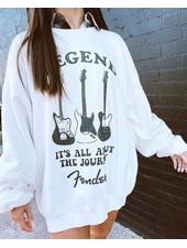 Fender Legend Oversized Crew