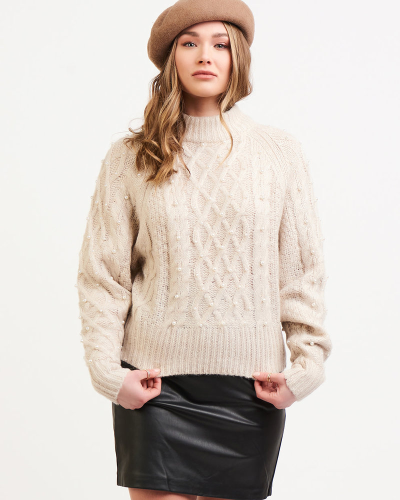 Pearly Jane Sweater
