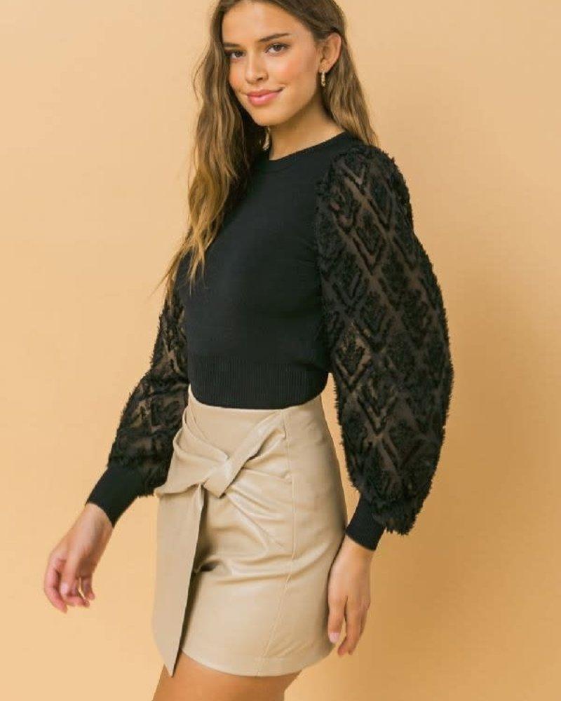 Elsie Knit Top