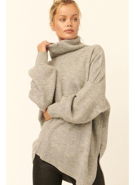 Tallie Turtleneck Sweater