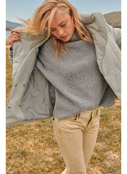 Riley Ribbed Sweater