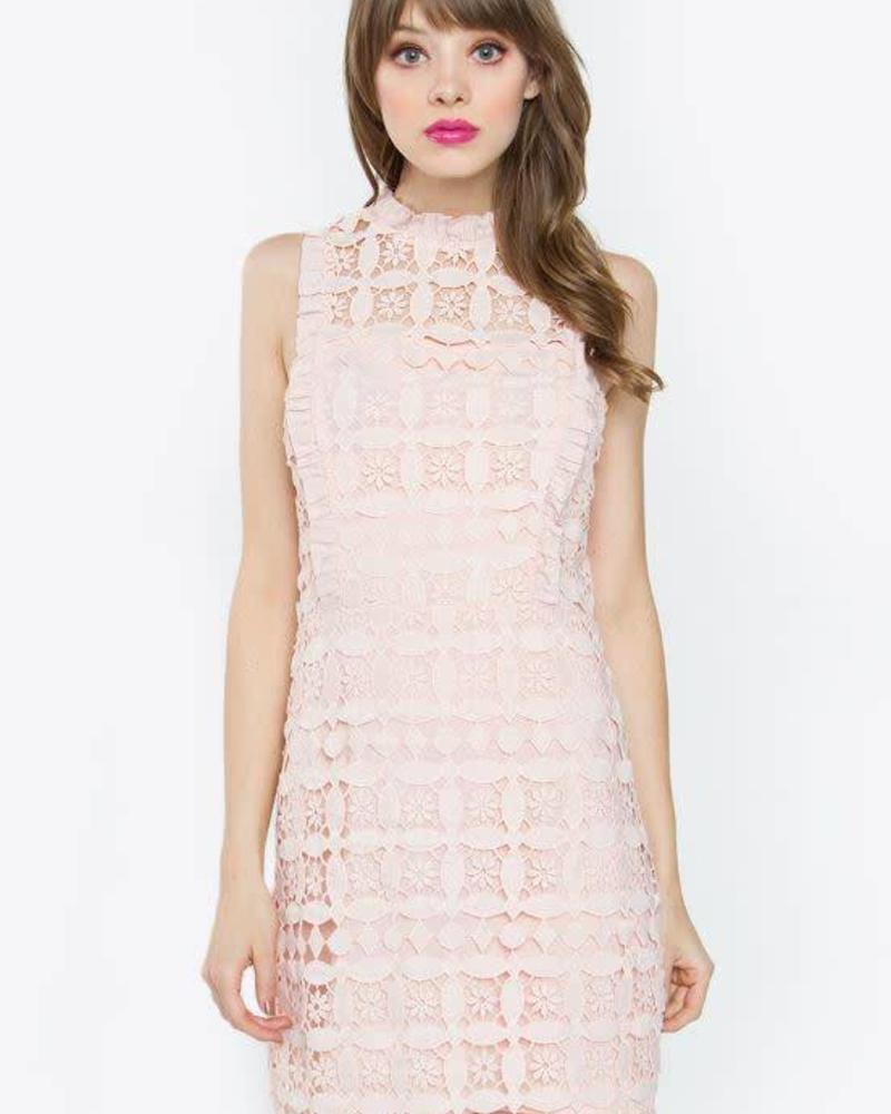 Margo Crochet Dress