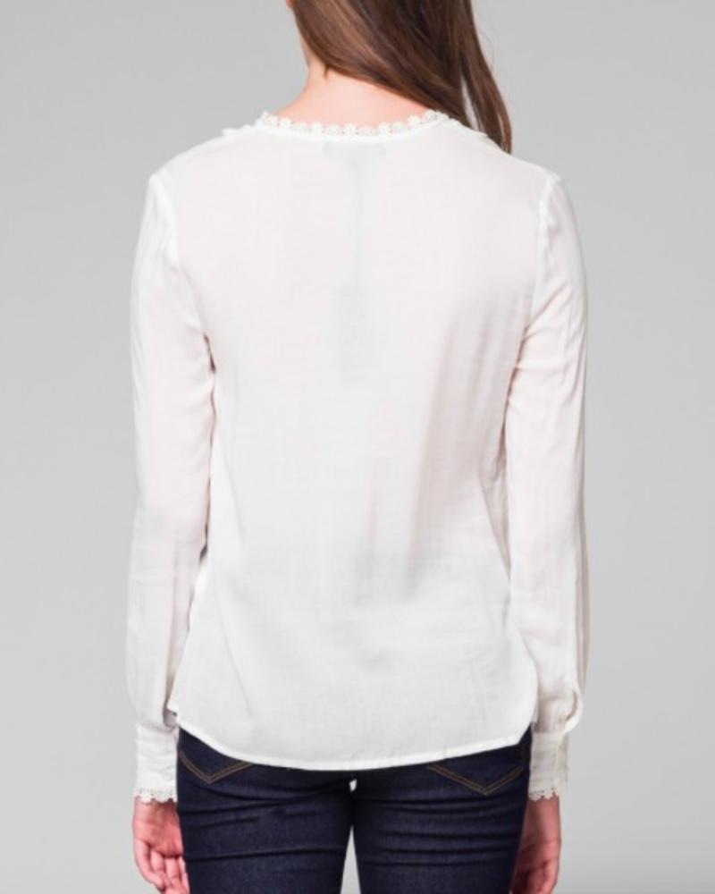 Darla Button Up Blouse