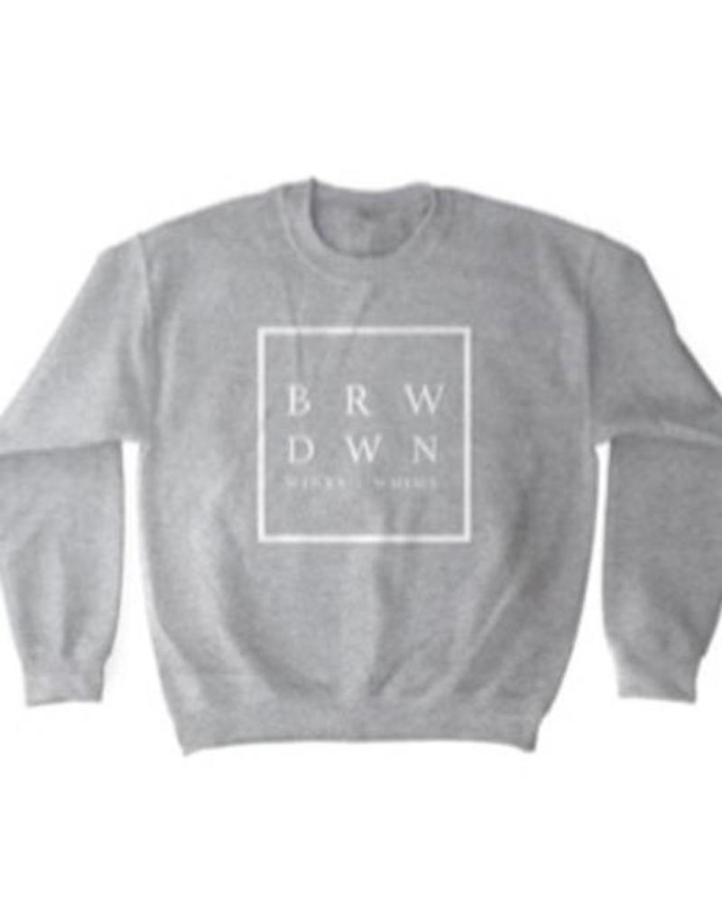BRW DWN Crew Neck