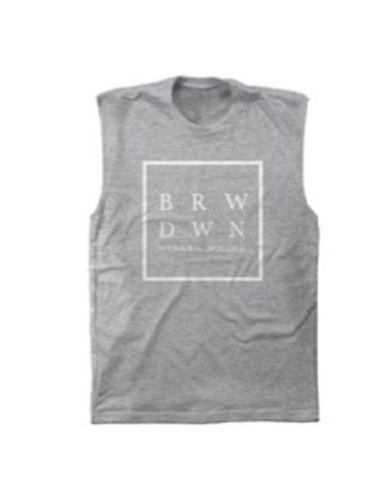 BRW DWN Tank