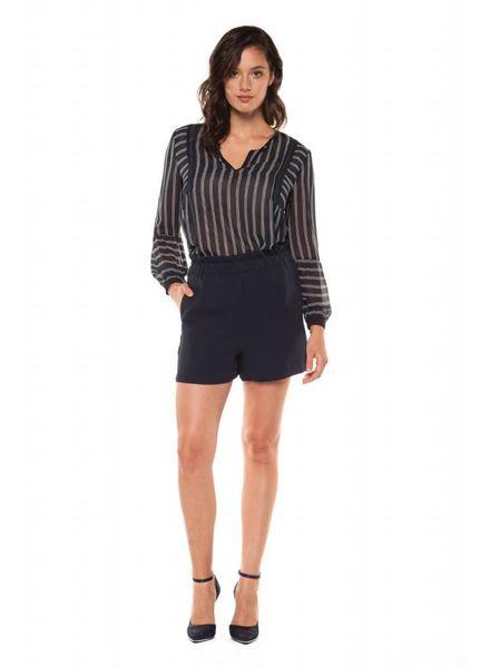 Sew Striped Shirt