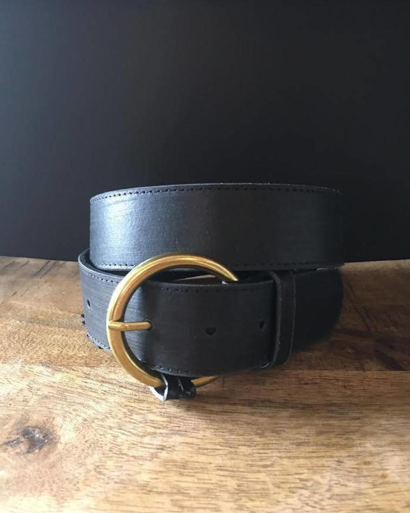 Basic Leather Belt | Two Colors