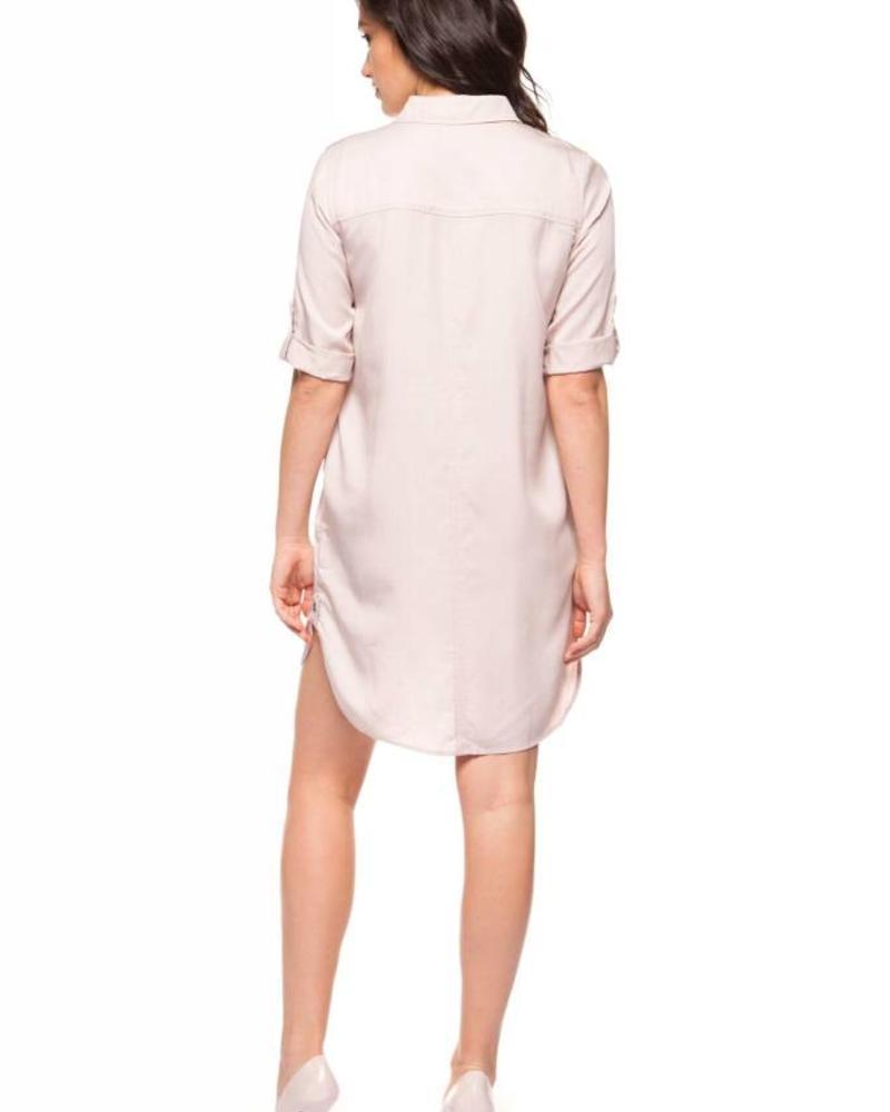 Lavender Tunic Dress