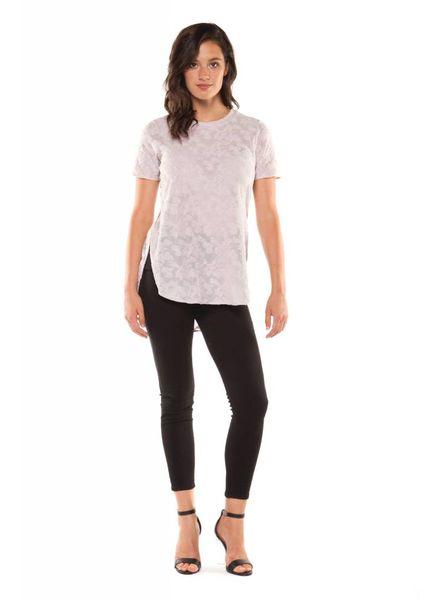 Burnout Lavender T-Shirt