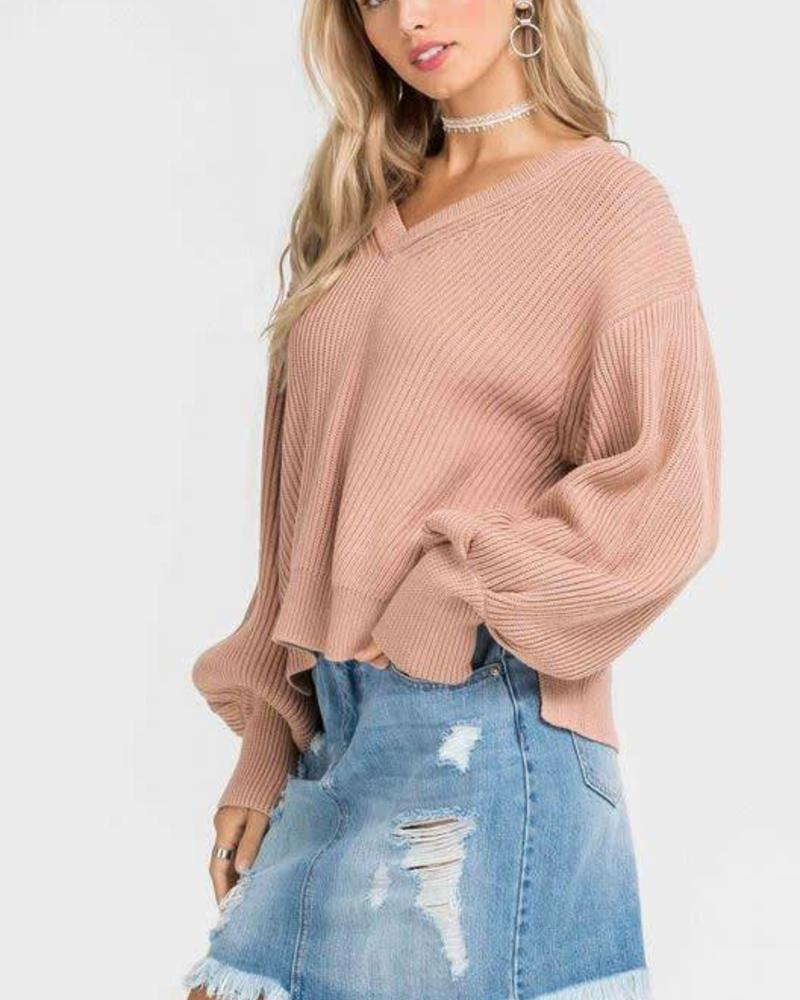 LUSH Dolman Knit