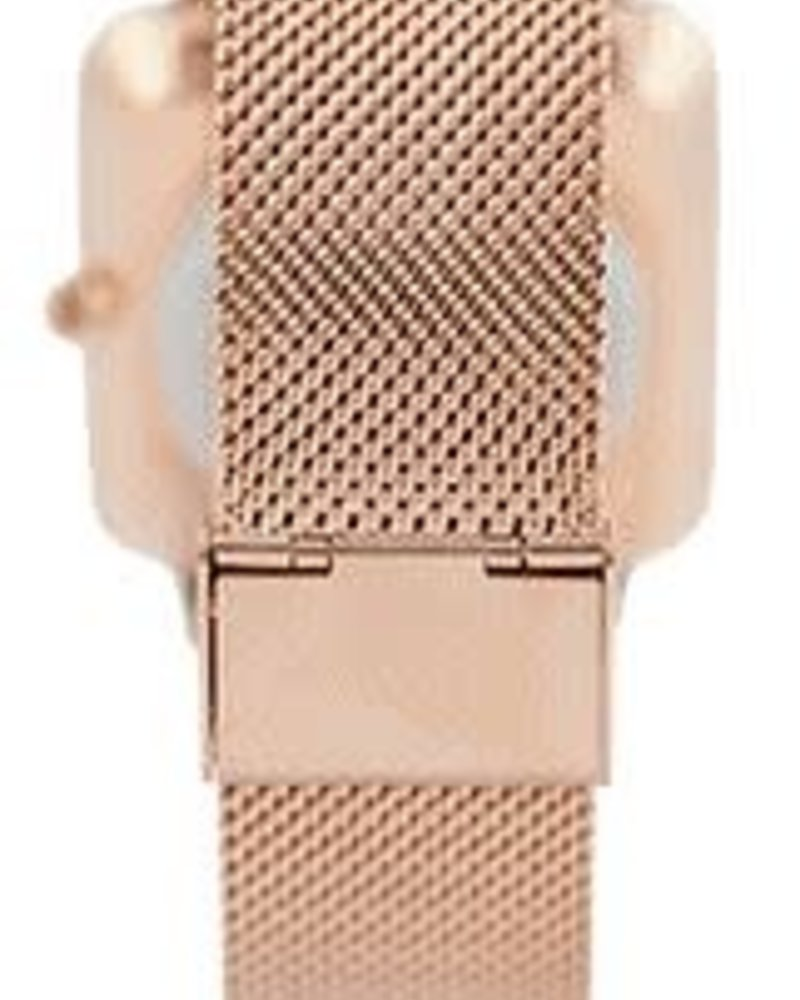 The Gin | Rose Gold White