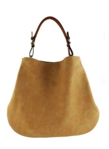 Mustard Hobo Bag