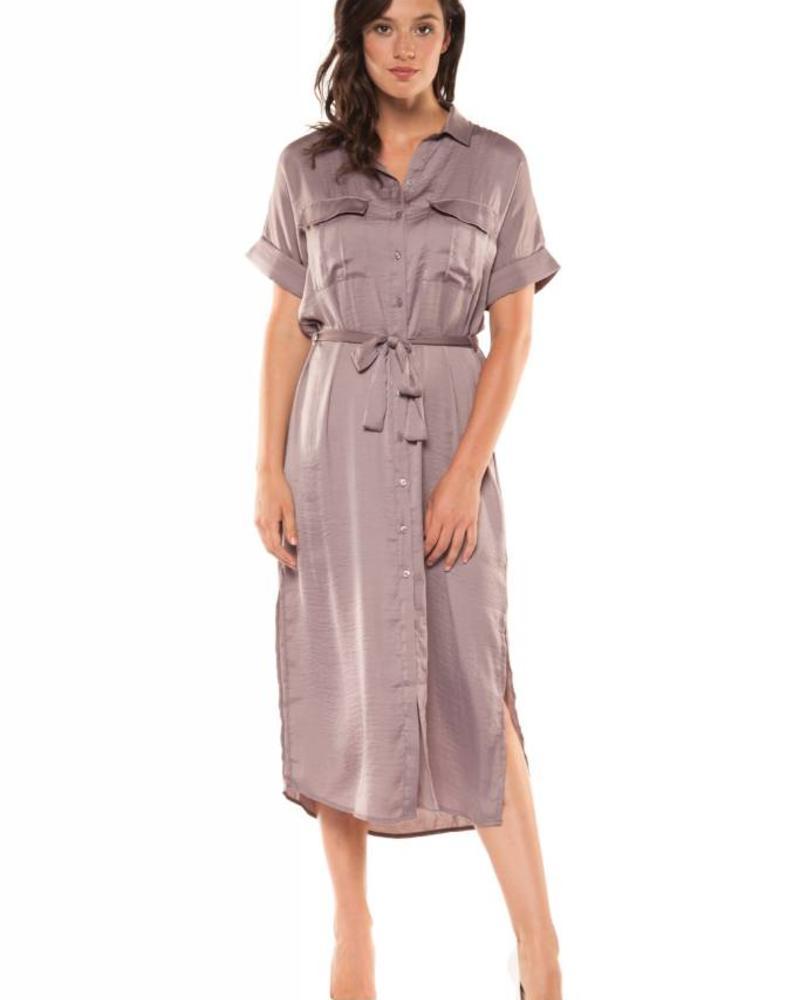 Black Tape/Dex Safari Dress