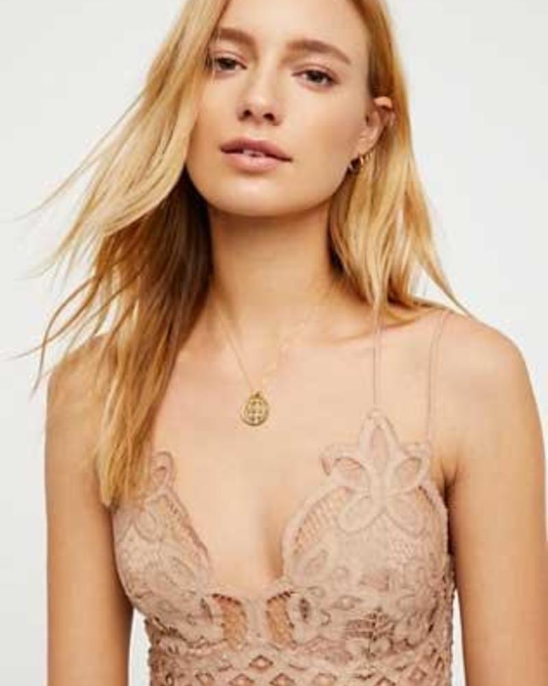 Adella Bralette | Nude