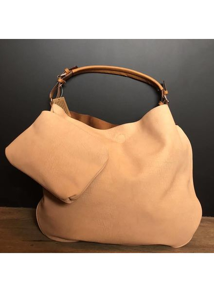 Rose Hobo Bag