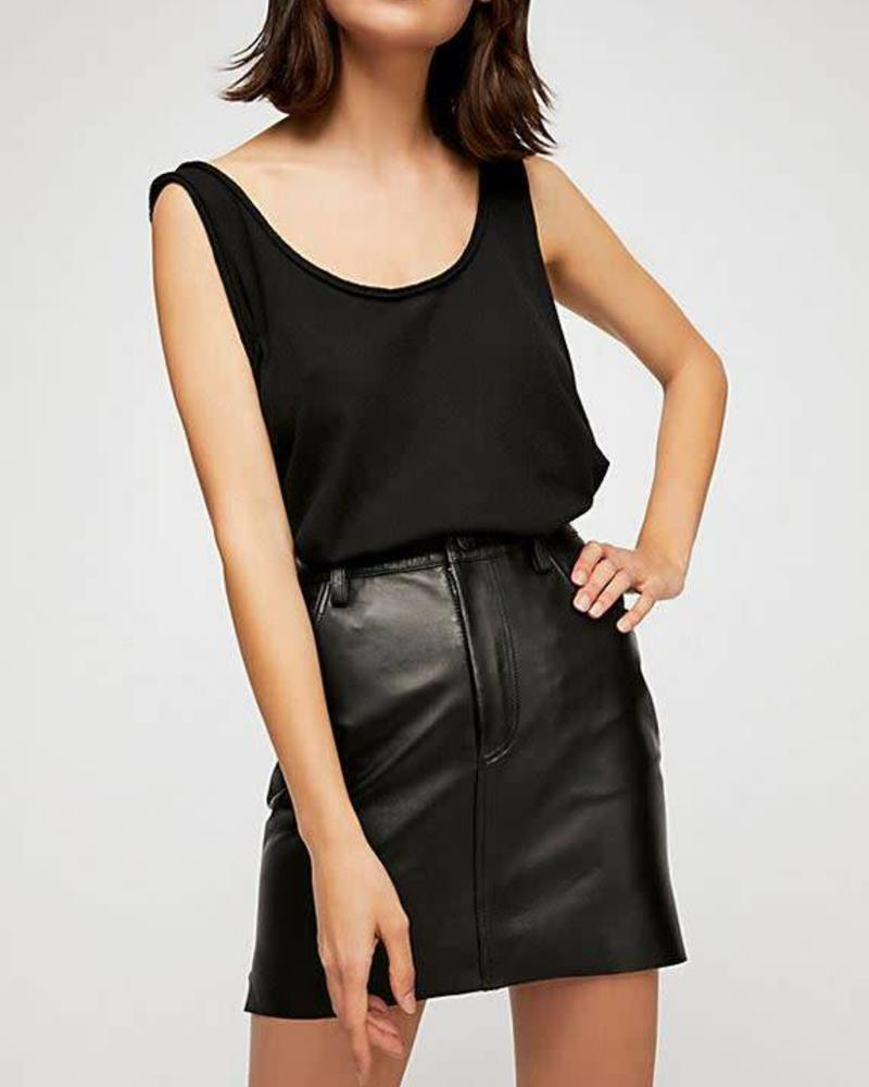Sydney Bodysuit   Black