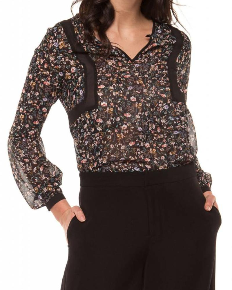 Ditsy Floral Blouse