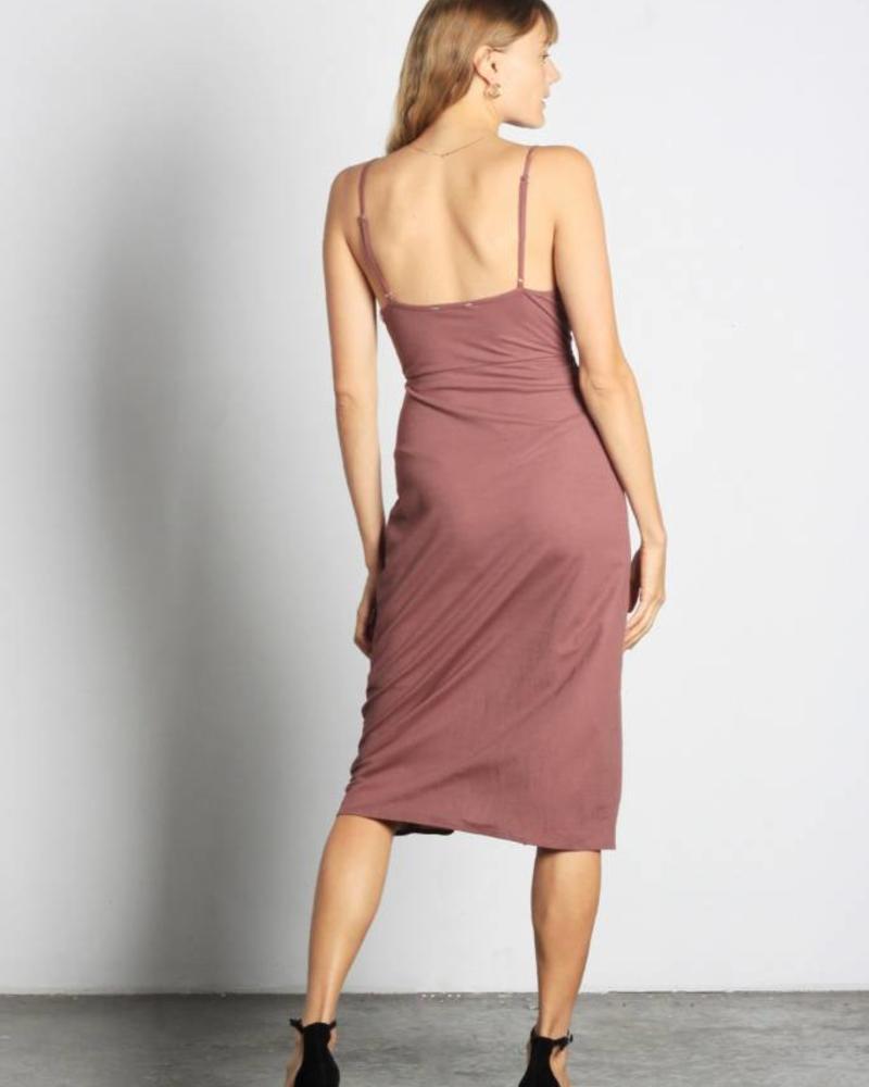 The Cara Dress | Mauve