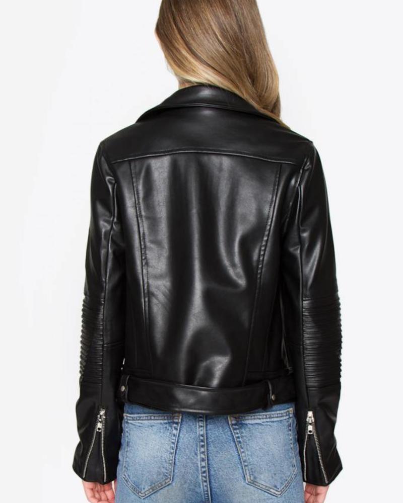 Silvie Moto Jacket