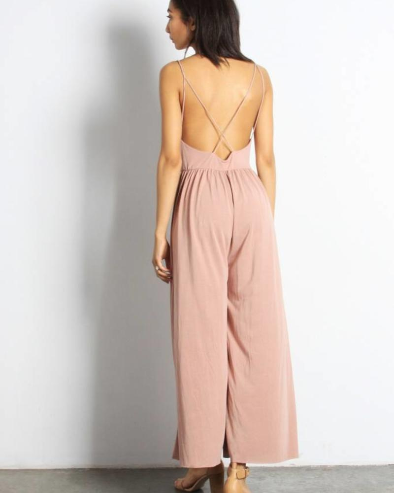 Mod Ref The Jane Jumpsuit | Blush