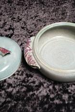 Cassarole Dish w/Lid