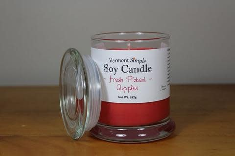 Fresh Picked Apple Candle