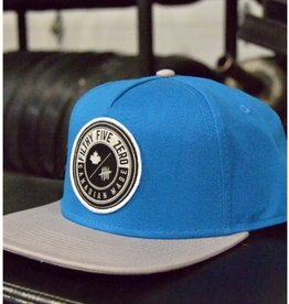 FILT50 SNAPBACK EXCLUSIVE- BLUE&GREY