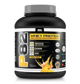 NFA NUTRITION FOR ATHLETES P-82 ISO BLEND 5LBS, MANGO