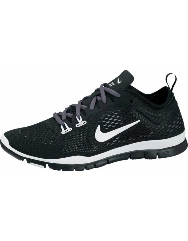 quality design a4a1c 805d1 ... NIKE NIKE FREE 5.0 TR FIT 4, BLACK WHITE GREY ...