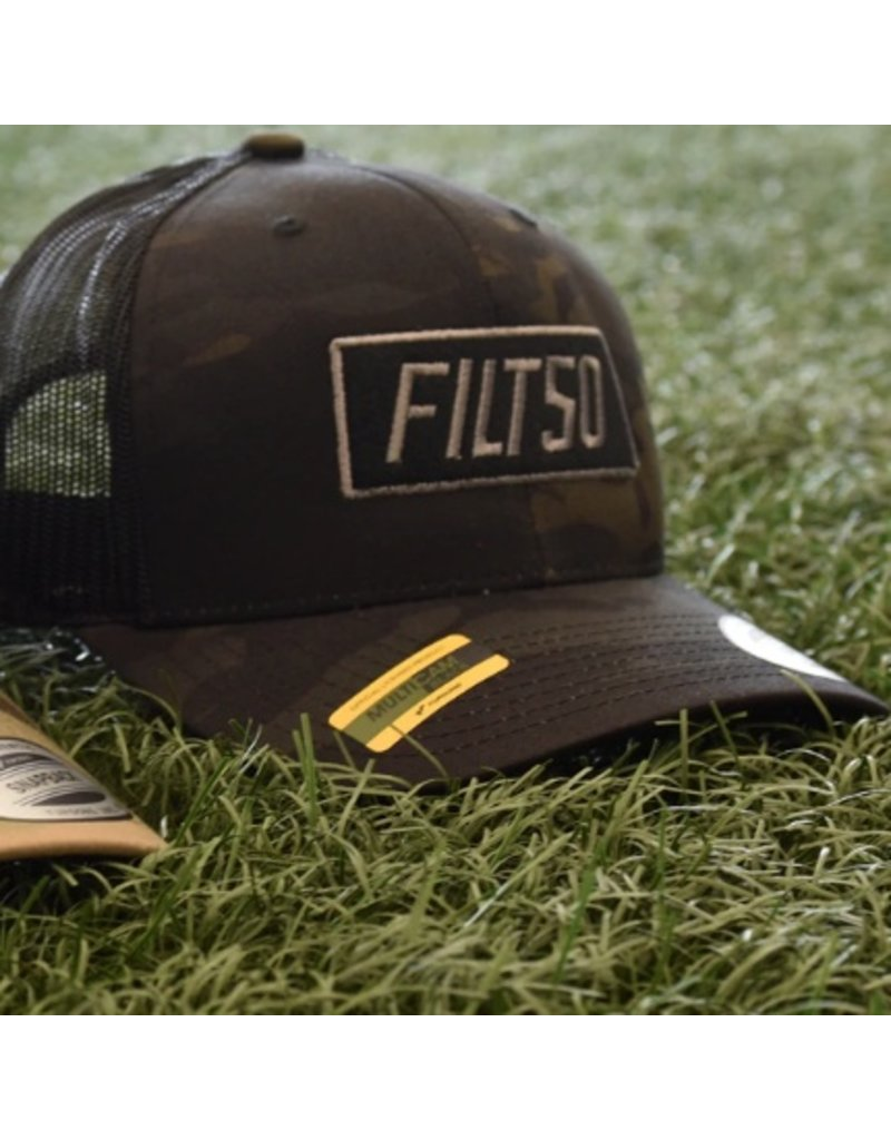 Filthy 50 FILT50 MULTICAM TRUCKER MESH