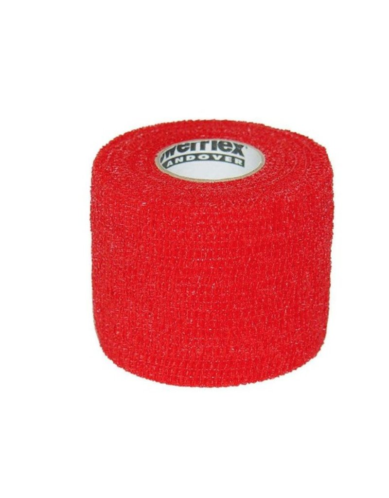 """JAY BIRD  CO-HESIVE TAPE 1.5"""" - ROUGE"""