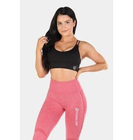 JED NORTH LOLA SPORTS BRA JED NORTH BLACK