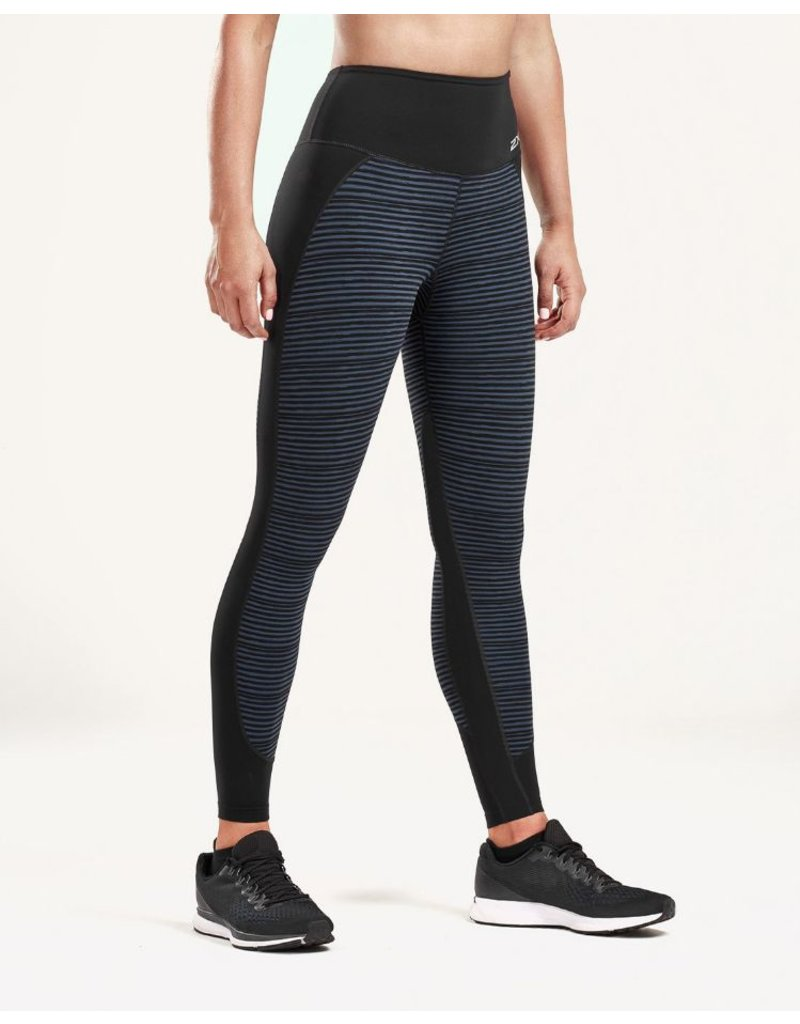2XU 2XU Fitness Mid Colour Block Tight