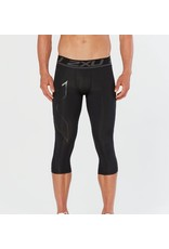 2XU 2XU ACCELERATE COMP 3/4 TIGHTS - BLACK/NERO