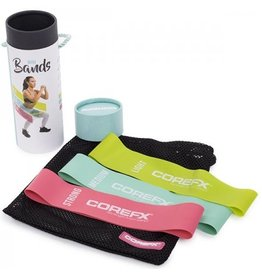 360 ATHLETICS COREFX MINI BAND SET