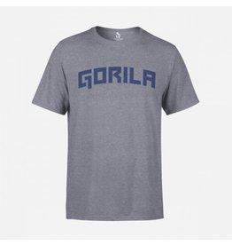 GORILA FITNESS GORILA YALE T-SHIRT GREY