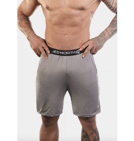 JED NORTH JED NORTH ZENITH SHORT - GREY