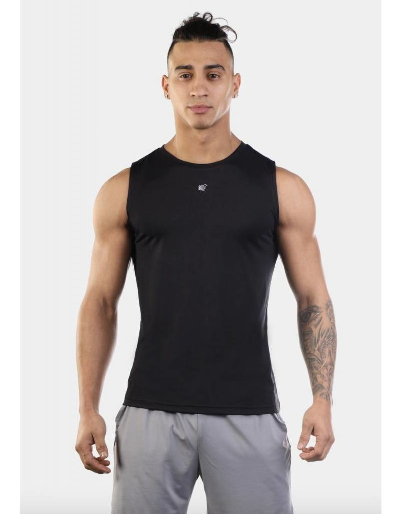 JED NORTH JED NORTH SYNERGY MUSCLE TEE