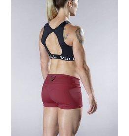 Vull Sport Champion shorts maroon