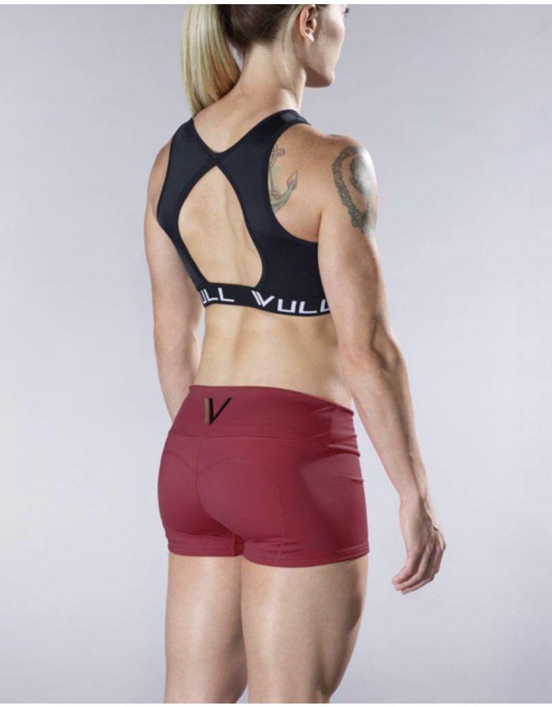 Vull Sport Vull Sport Champion shorts maroon
