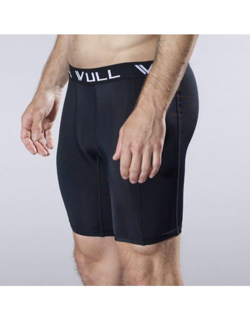 Vull Sport VULLSPORT STRIPE COMPRESSION SHORT BK