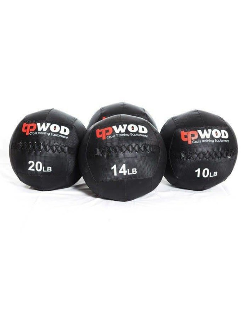 TONIC PERFORMANCE WOD WALL BALLS 25 LBS