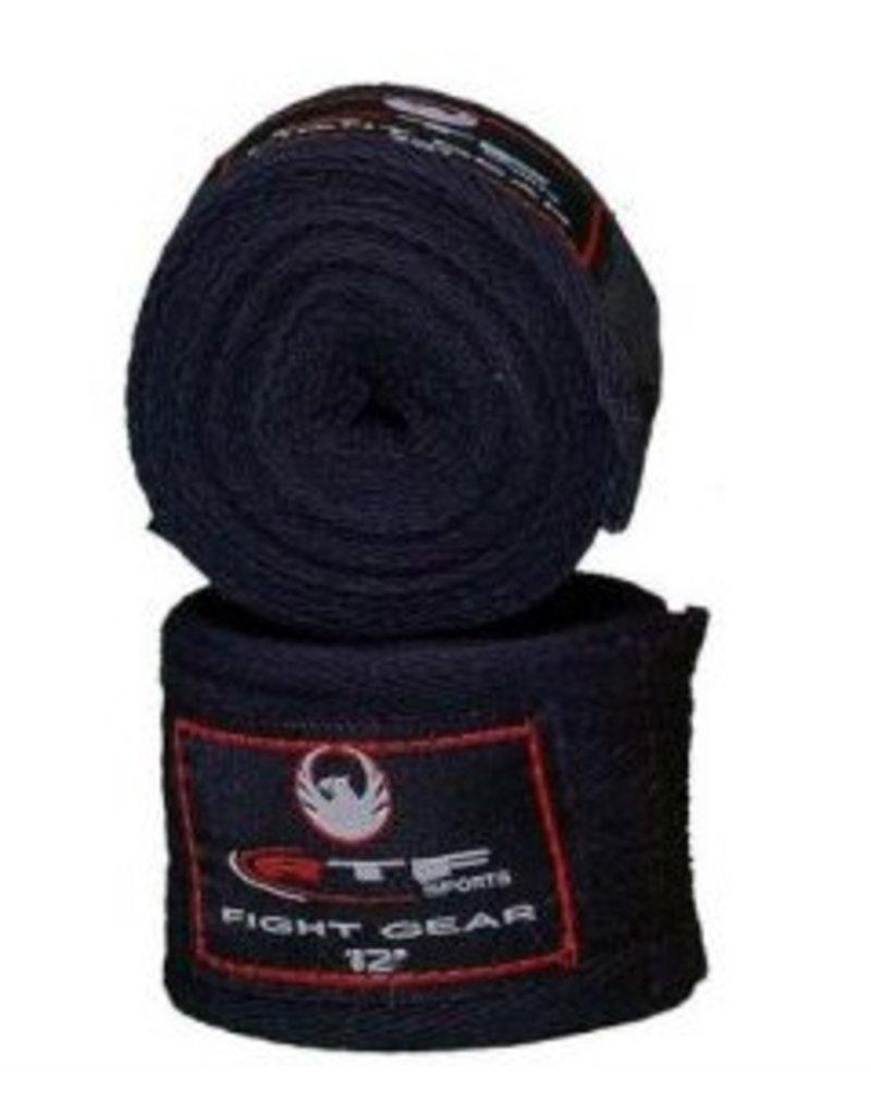 ATF PRO BANDAGES 12.5' BLACK