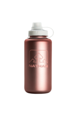 NATHAN Copy of NATHAN BIG SHOT BK/BK/GOLD 1L