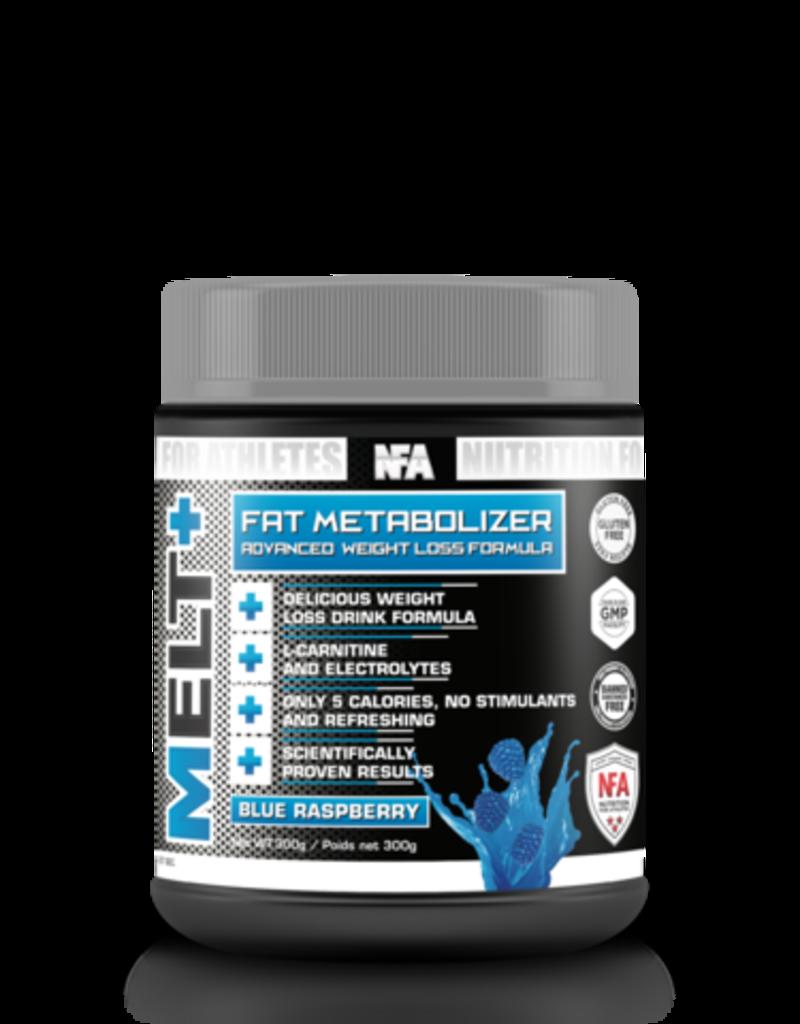 NFA NUTRITION FOR ATHLETES FAT METABOLIZER - BLUE RASBERRY
