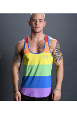 ANDREW CHRISTIAN AC ULTRA PRIDE TANK TOP