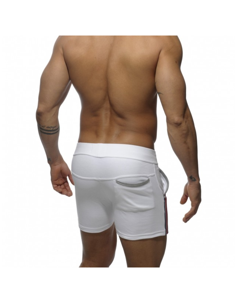 ADDICTED / ES COLLECTION AD SHORT TIGHT PANT INTERCOTTON C01