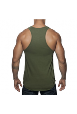 ADDICTED / ES COLLECTION AD MILITARY TANK TOP C12